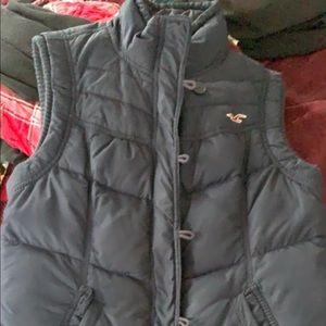 Jackets & Blazers - Hollister Vest